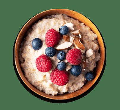 porridge d'avena