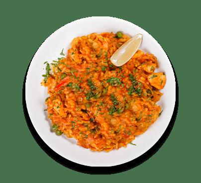 salsa di pesce per risotto