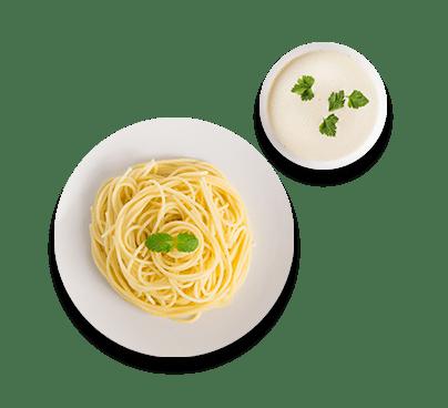 vellutata di parmigiano