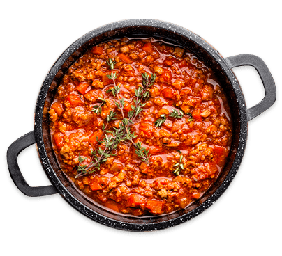 ragù di soia