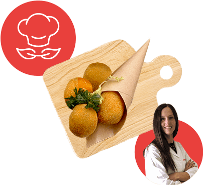 Olive all'ascolana Giulia da Ascoli